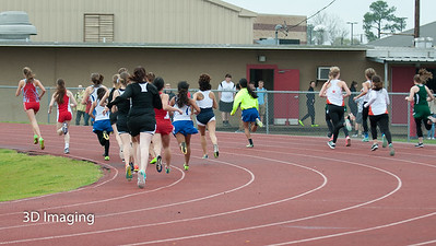 Bridge City Cardinal Relays 03-13-2015