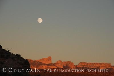 Moonrise Hot Springs Road