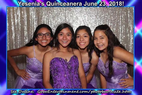 20180623 Yesenia's Quinceanera