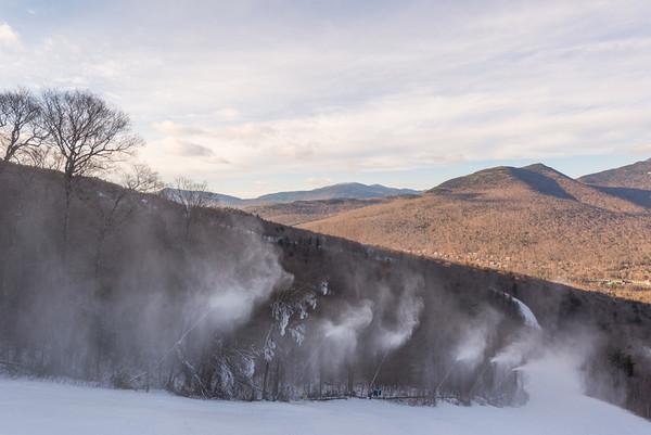 New England Skiing 2013-14