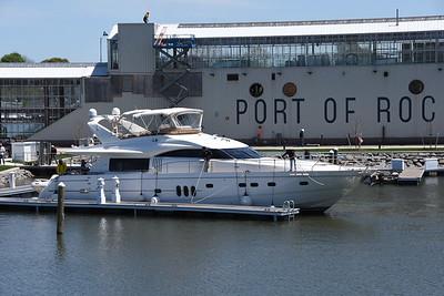 Port of Rochester Marina - 5/2016