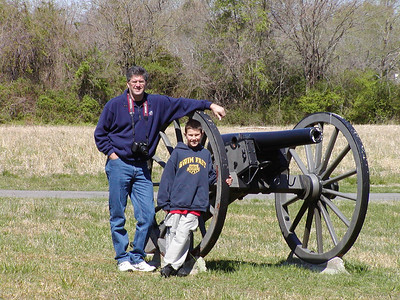 Civil War Battlefield Parks