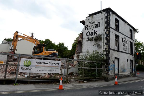 2018-06-12 Last orders at the Royal Oak Poulton le Fylde