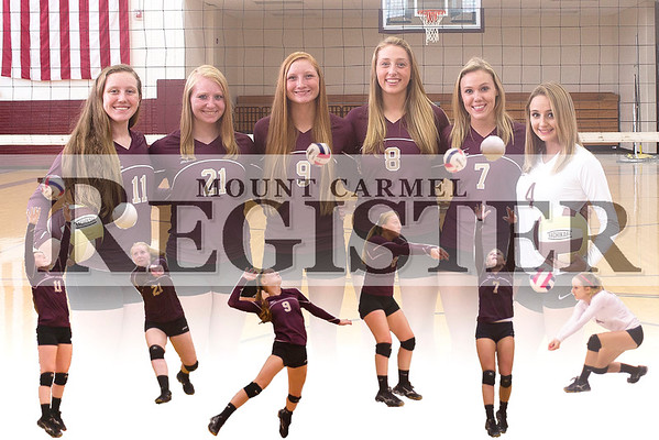2016 - Lady Aces Volleyball Senior Collage