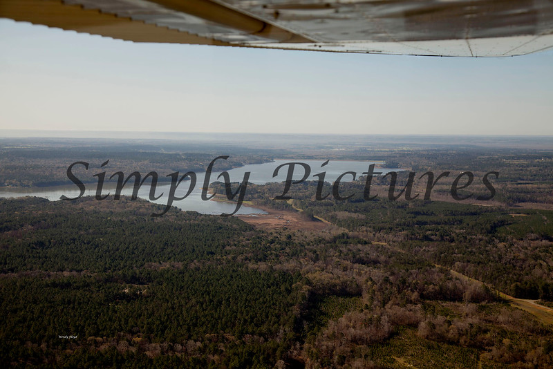 Neches River from the Air  008 copy