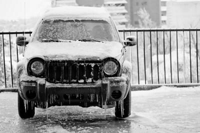 Tulsa 2010 Snowstorm