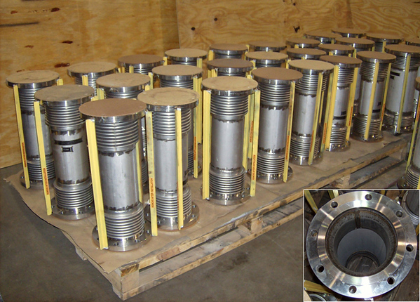 50 Universal Expansion Joints for an Air Force Base (#91376 - 11/14/2007)