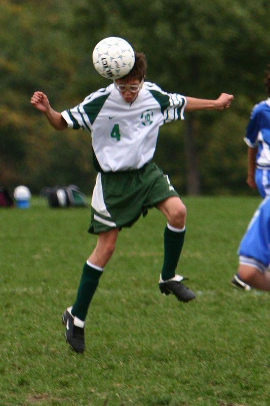 Sophomore Soccer vs. Glenbard South (10.11.05)