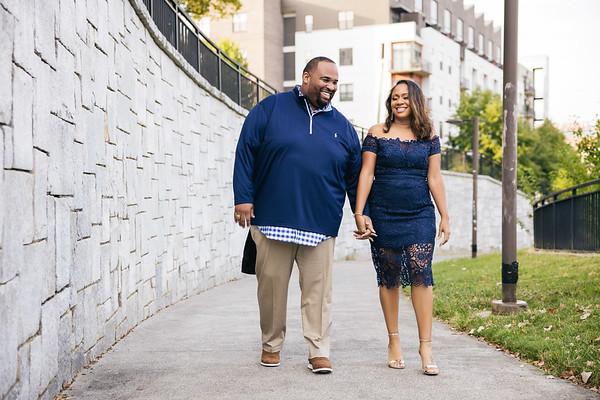 Aisha + Derrick