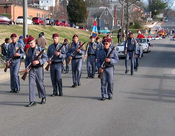 Middle School Dillard Guard