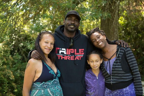 Talicia Brown Family