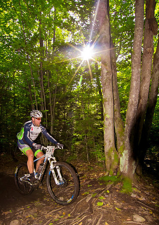 Bradbury Mountain-Mountain Biking