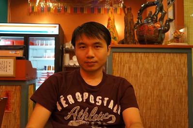 2012.08.31 Taiwan Cafe