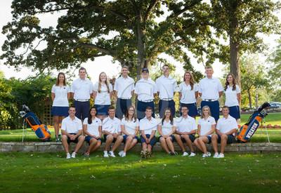 Wheaton College 2015-16 Golf