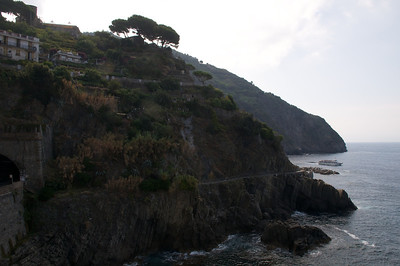 Aug 13, Cinque Terre and Pisa