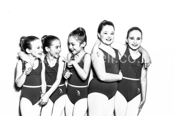 TRIPLE FANTASY 2017 studio - b&w images - East Devon Dance Academy