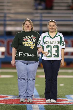 Chaffin Football 9th Grade Night