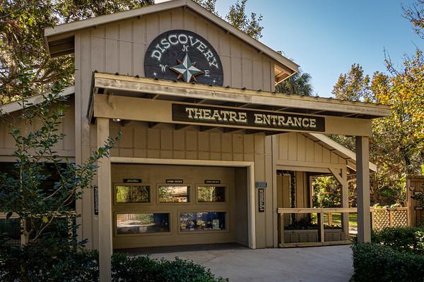 Weeki Wachee Springs Discovery Pointe Wildlife Theater