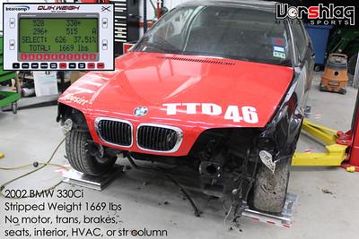 Team Vorshlag E46 Coupe Endurance Car