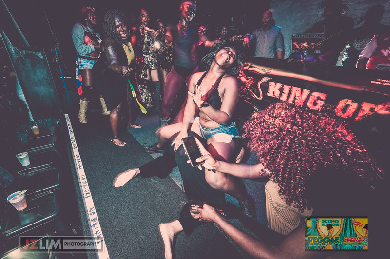 KOK REGGAE SUNDAYS CARNAVAL AFTER PARTY 2018