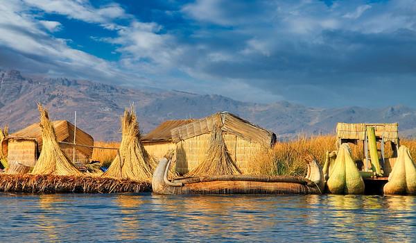 Αποστολή στη λίμνη Τιτικάκα