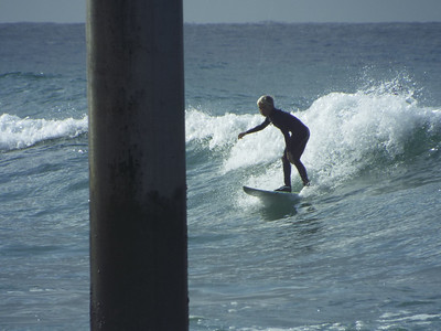 2/23/20 * DAILY SURFING PHOTOS * H.B.PIER
