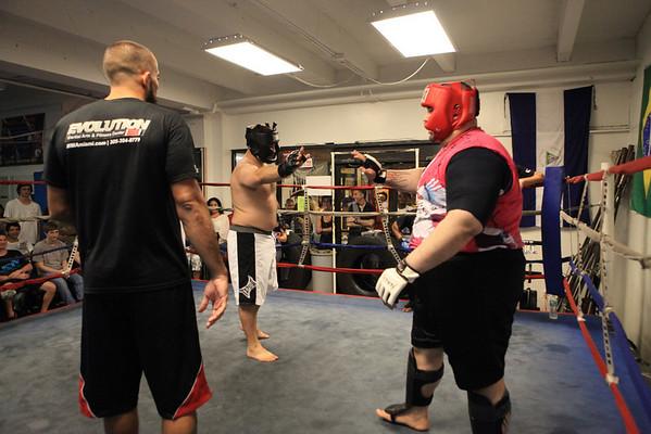 Fight # 8 Orlando vs Josh
