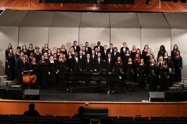 Chamber Singers & Choir Concert