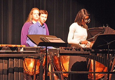 2016-04-21  Spring Percussion Concert