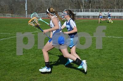 RHS Girls vs. Middletown 041416