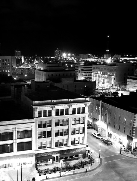 Springfield Missouri night 010711