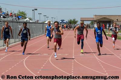 2017 Chandler City Boys 100m