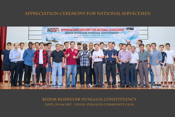 042917  Appreciation Ceremony for National Servicemen