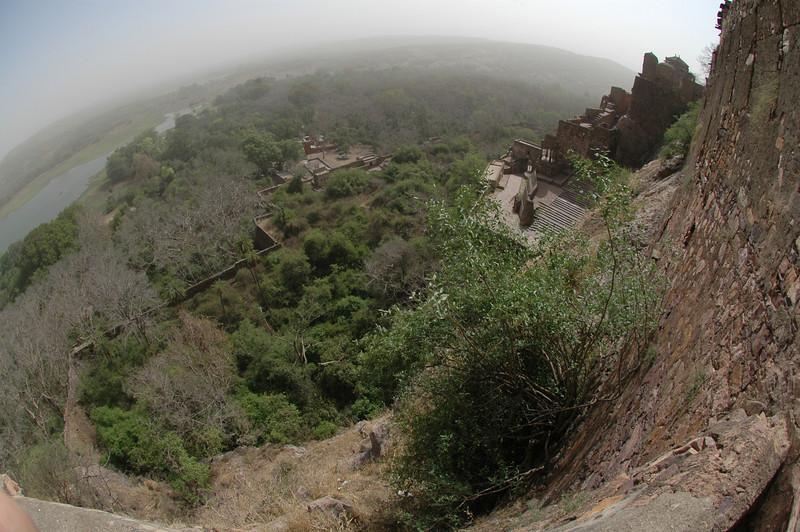 Ranthambore National Park: Ranthambore Fort