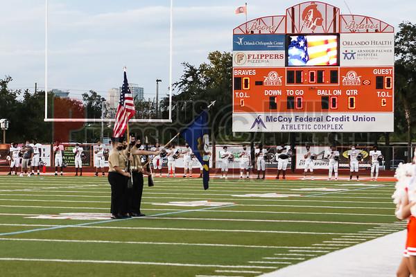 Boone NJROTC Honor Guard - 20