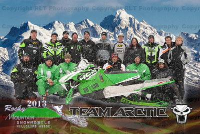2013 Team Posters