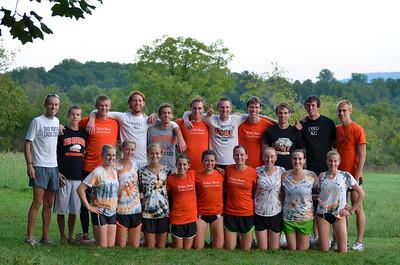 ONU XC Sept 09 2011 U of Virginia