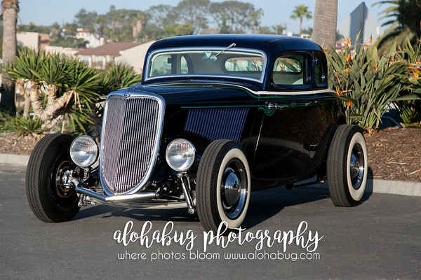 Automobile Photos at Moonlight Beach - Encinitas, CA