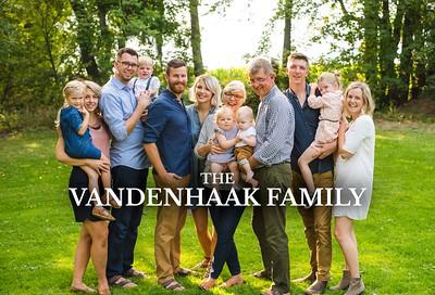 The Vandenhaak Family