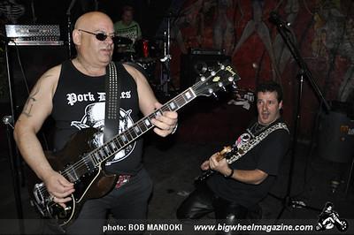 The Pork Dukes - at The Double Down Saloon - Las Vegas, NV - September 22, 2009