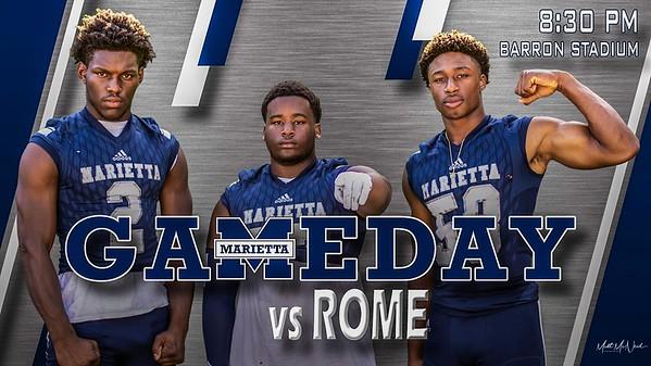 Game 1 - Rome