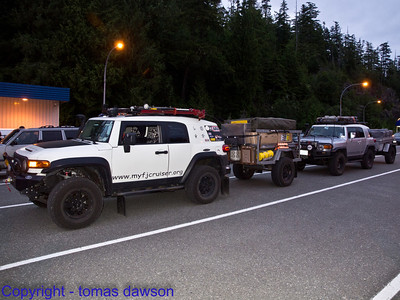 Day 6 - Part Hardy to Prince Rupert