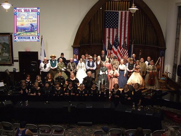 Civil War Heritage Music Gathering 2017
