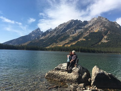 Hiking the Tetons: Celebrating the Legacy of Conservation
