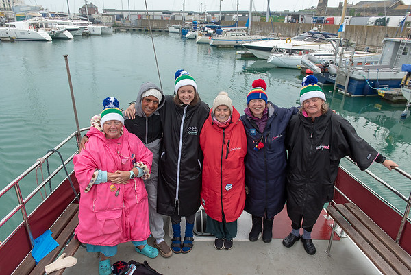 English Channel Relay