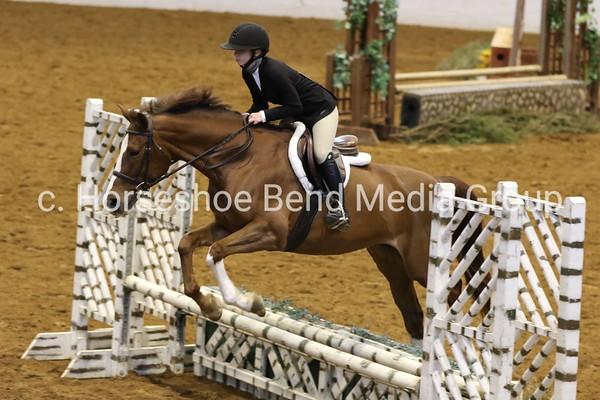 2021 Trimbles Ridge Horse Show I 3/20 -- Afternoon -- Coliseum