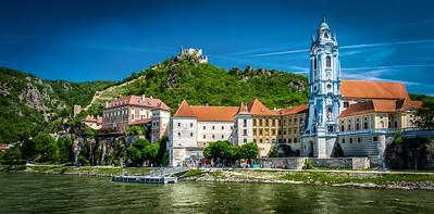 Prague to Budapest