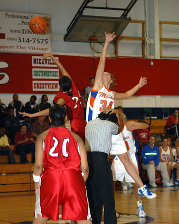 Marshall County Girls Varsity Basketball vs. Lexington, TN. Lady Marshals win 75-48.