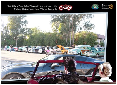Grease- Drive In Movie Night