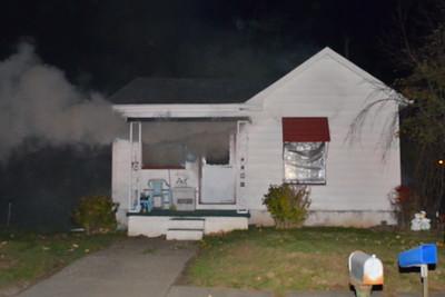 11-09-13 Three Rivers FD House Fire